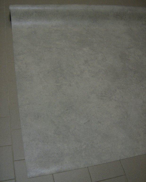 PVC Bodenbelag Beton Grau 199x400