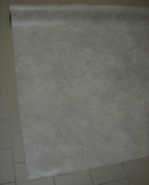 PVC Bodenbelag Beton Grau 199x400 günstig online - alldecor24.de